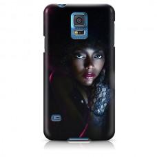 """Red & Black"" - Smartphone Hoesje"